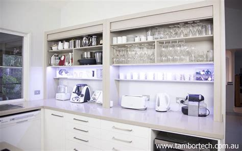 kitchen appliance storage ideas kitchen design ideas kitchen appliance storage