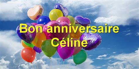 Bon anniversaire Céline