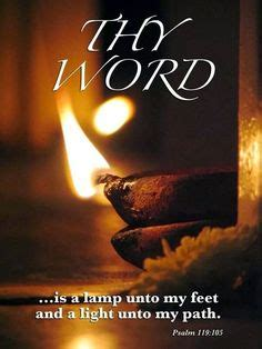 thy word is a l unto my scripture scripture reading there are six things the lord hates