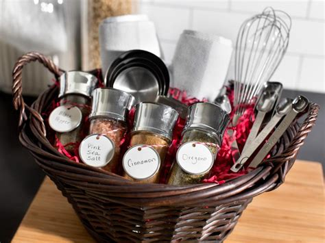 gifts from the kitchen ideas gift baskets hgtv