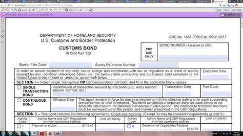 international trade for everyday u s customs