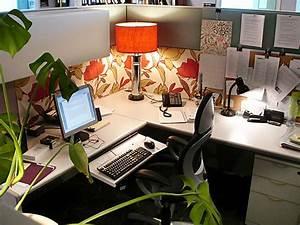 Cubicle decorations decoration ideas for Office cubicle decor ideas