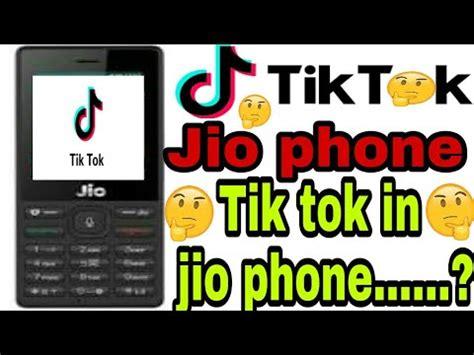 jio phone me tik tok app kaise install kare ll jio mobile me tik tok app ll सच य झ ठ