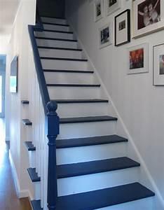 Holztreppe Streichen Welche Farbe : 23 treppengel nder streichen ideen freshouse ~ Michelbontemps.com Haus und Dekorationen