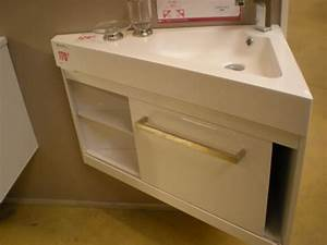 meuble angle salle de bain meilleures images d With meuble d angle pour salle de bain