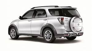 Mobil Toyota Rush New Spesifikasi