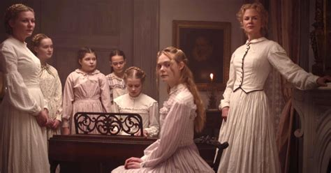Film Review  The Beguiled (2017) Moviebabble