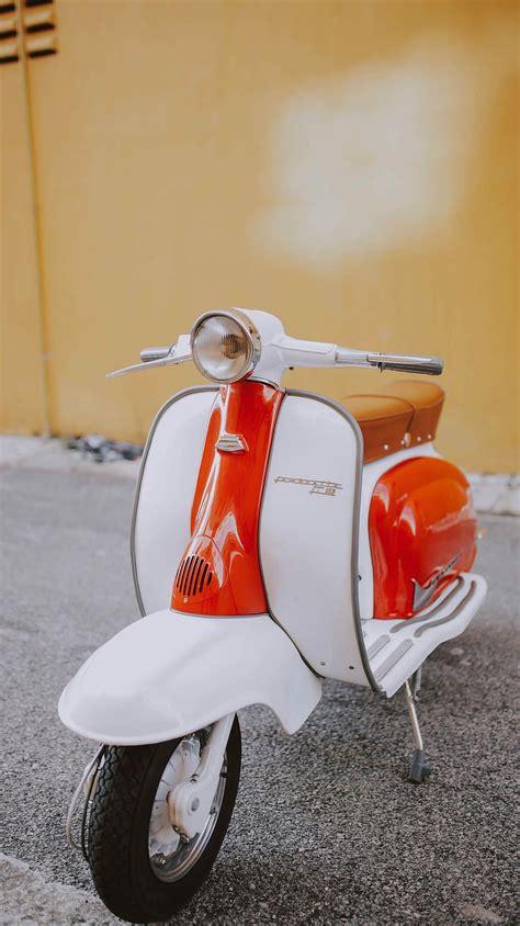 orange moped wallpapers wallpaper cave