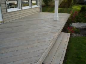 Cape Cod Grey Deck Stain Colors