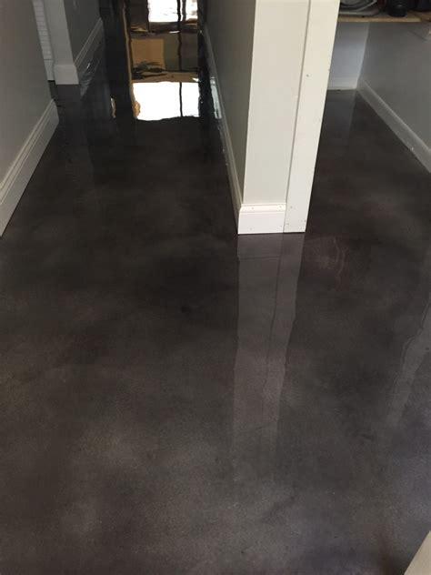 seal krete dura shell concrete epoxy metallic raw coating systems coatings performance flooring hp water based