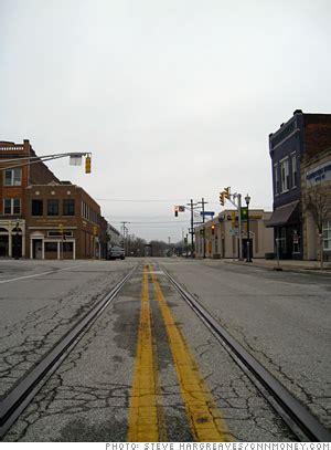 kokomo indiana  town   brink downtown kokomo