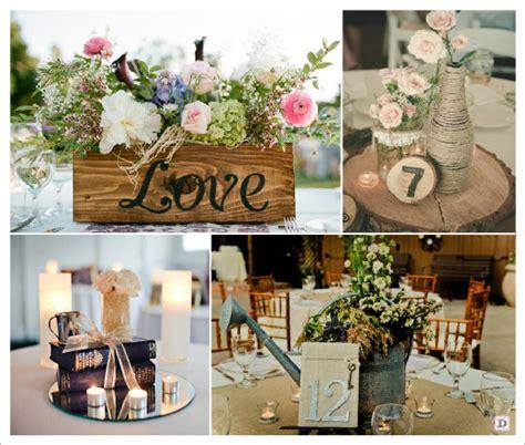 deco mariage vintage d 233 co de table mariage vintage