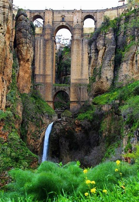 Ronda Malaga Spain Incredible Pics