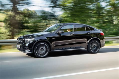 Mercedes-amg Glc 43 Coupé Revealed