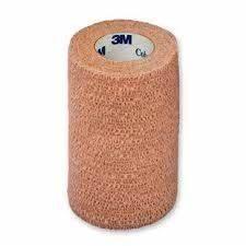 Buy 3M 1584 - 3M Coban Self-Adherent Wrap 1584, 4 inch x 5 ...