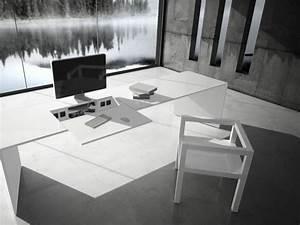 Le Mobilier De Bureau Contemporain Et Parfois Futuriste