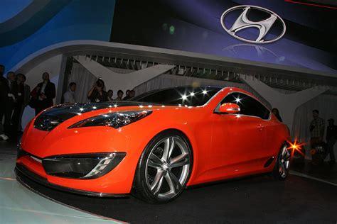 hyundai supercar concept 2007 hyundai concept gensis coupe supercars net