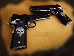 Punisher 1911 s   Weap...