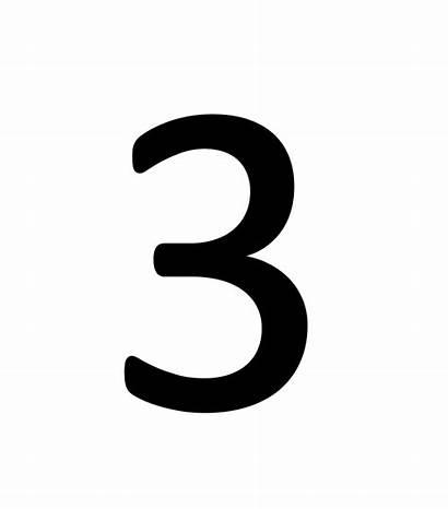Number Clipart Transparent Number3 Webstockreview Pngimg