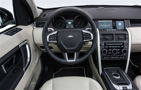 land rover interior 2017 2017 land rover discovery prices cars release prices