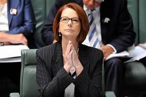 Julia Gillard and Problem with Women in Politics ...