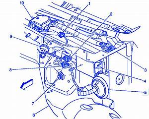 Gm Acadia 2010 Engine Electrical Circuit Wiring Diagram