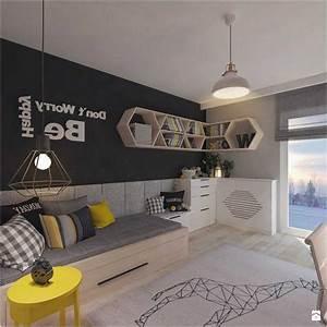 Chambre Ado Garçon : d coration chambre ado gar on images et fille decoration ~ Melissatoandfro.com Idées de Décoration
