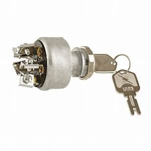 1756213 Ignition Switch Clark C500 235 Series Forklift