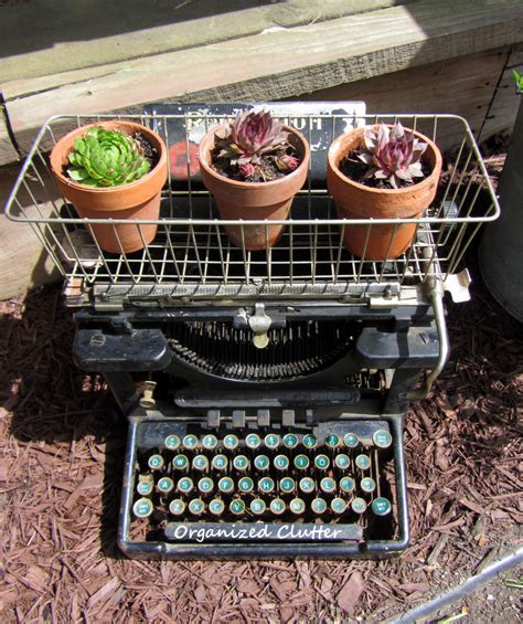 Salvaged Garden Art Projects Easy