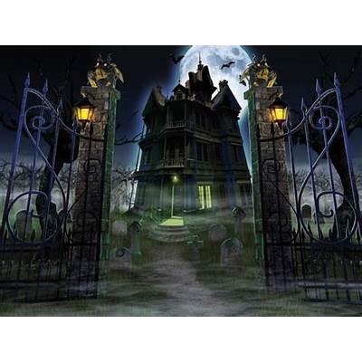 Halloween Haunted HouseHalloween Decorations Ideas