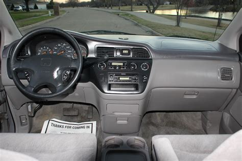 Learn more about the 2019 honda odyssey. 2000 Honda Odyssey - Interior Pictures - CarGurus