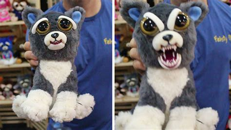 stuffed animals  turn crazy   squeeze