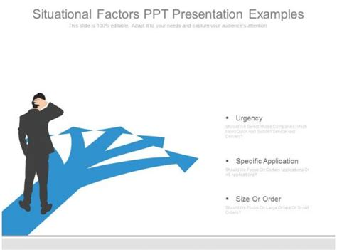 situational factors   examples