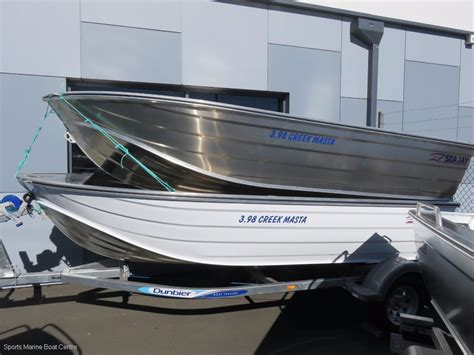 Creek Boats For Sale by New Sea 3 98 Creek Masta Trailer Boats Boats