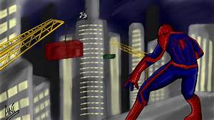 Spiderman vs The Lizard by toonager on DeviantArt