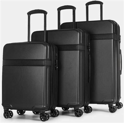 bugatti rome  piece hardside luggage set bugatti