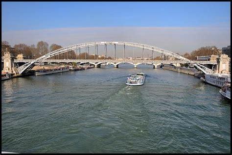 Bateau Mouche Briare by Viaduc D Austerlitz Paris