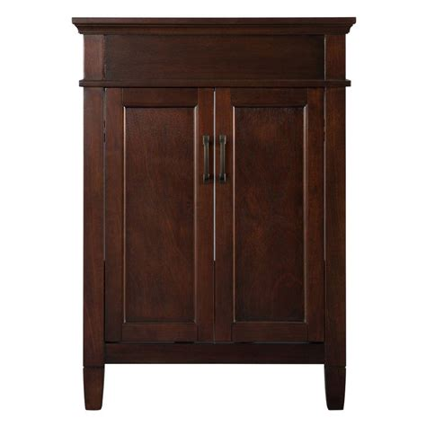 foremost ashburn 24 in w bath vanity cabinet only in