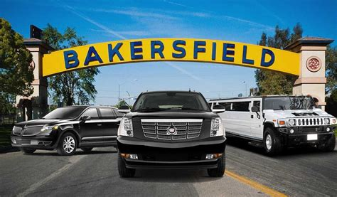 Limo Service Bakersfield by Enjoy A Limo Or Ride For Bakersfield