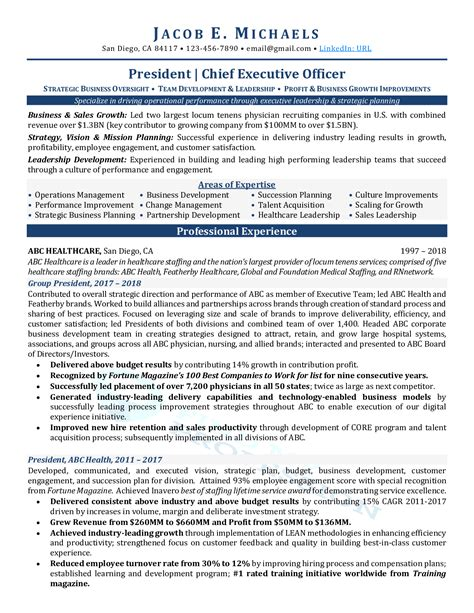 Executive Resume Writing Services by Top 9 Executive Resume Writing Services In 2019