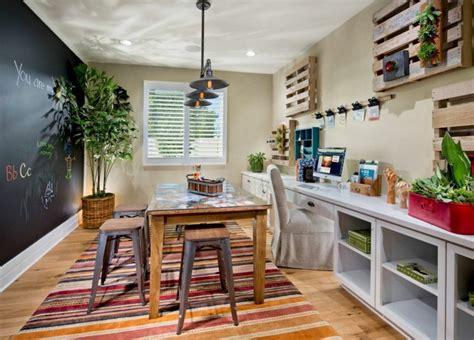 idées de meubles et décorations en palettes de bois