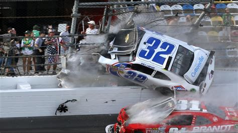 Best Nascar Crashes In History