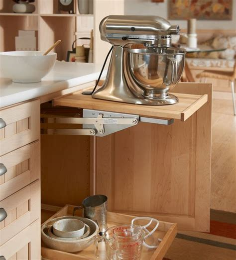 kitchen rev ideas mixer lift shelf can buy rev a shelf heavy duty mixer lift to make your own there s no place