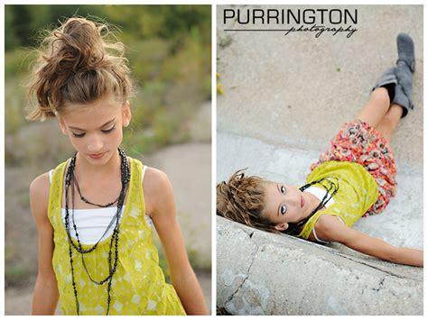 Teen Model Purrington Photography
