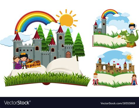 Fairy Tale Clipart Storybook Character