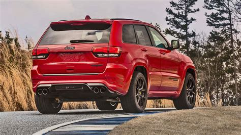 trackhawk jeep cherokee jeep grand cherokee trackhawk is the fastest suv ever made