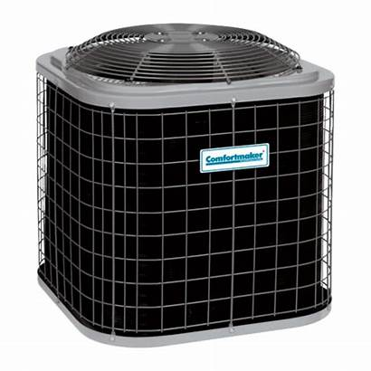 Air Central Conditioner Comfortmaker Conditioners Performance Unit