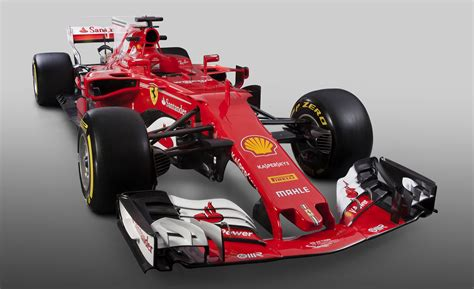 car ferrari 2017 ferrari sf70h 2017 f1 car revealed features alfa romeo logo