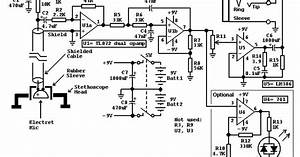 simple stethoscope circuit diagram super circuit diagram With simple polyphonic doorbell circuit diagram super circuit diagram