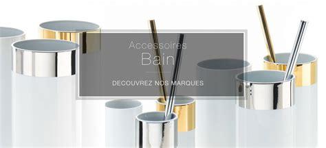 accessoires de salle de bain accessoires bain design